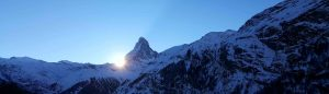 matterhorn zermatt sonnenuntergang