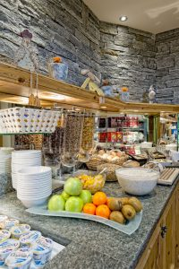 Frühstück Phoenix Zermatt