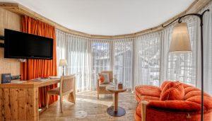 Deluxe Doppelzimmer Matterhornblick Hotel Phoenix