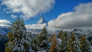 Zermatt Matterhorn Schweiz