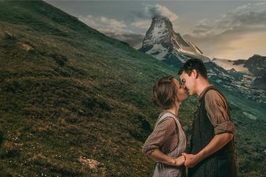 Romeo und Julia in Zermatt