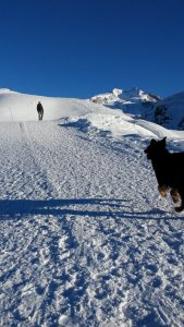 Rotenboden Winterwanderweg