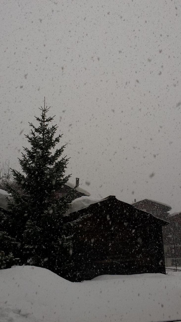 schneefall zermatt