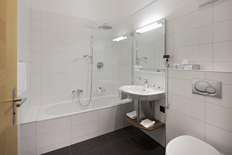 Badewanne Hotelzimmer