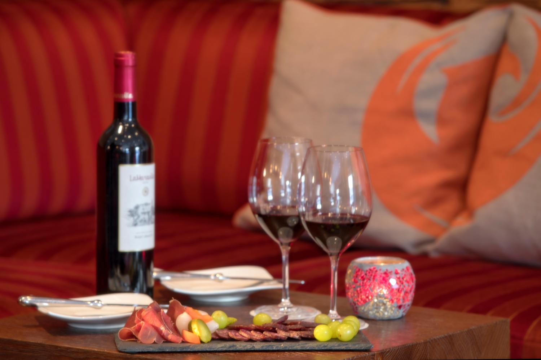 Essen und Trinken in unserem Hotel in Zermatt