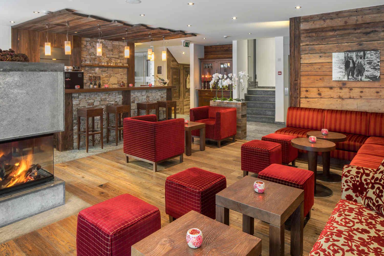 Lobby Hotel Zermatt