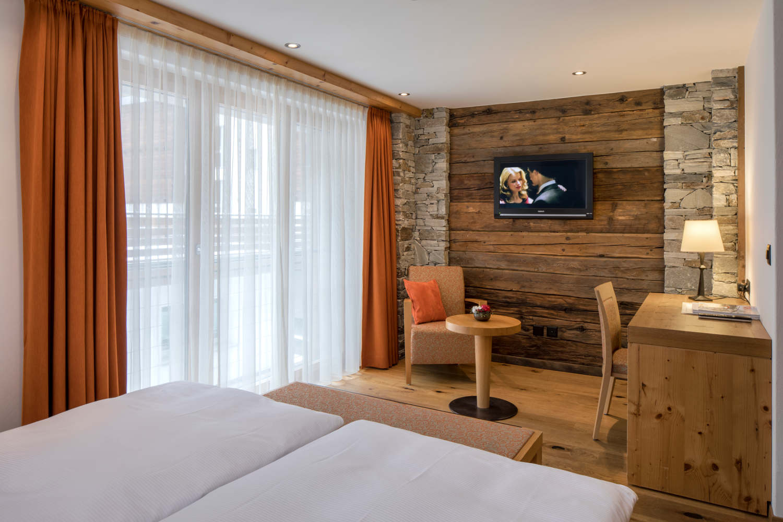 Standard Doppelzimmer im Hotel