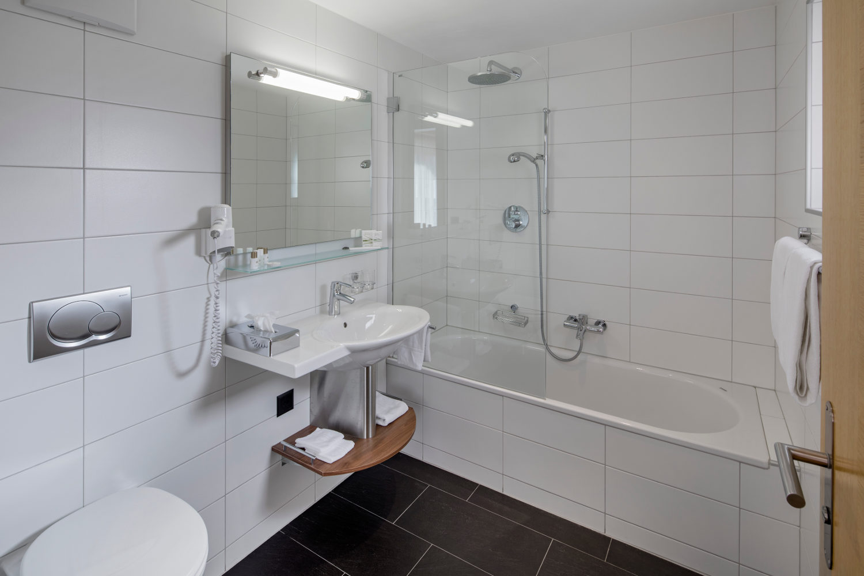Badezimmer Hotel Zermatt
