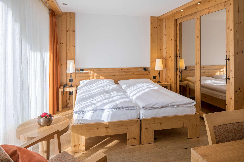Superior Doppelzimmer Hotel Zermatt